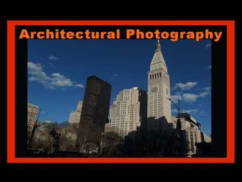 Architectural Photography / Videography – Manhattan Skyline – Selected Buildings