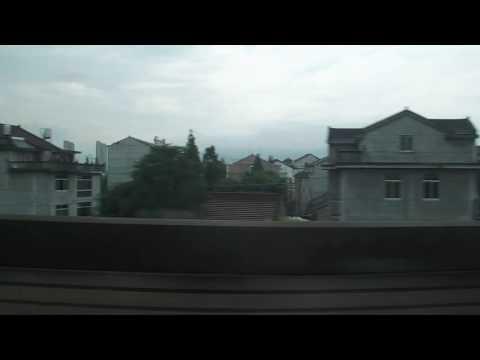 Ningbo - Taizhou TGV (Top Speed 300km/h)