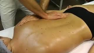Миоструктурный массаж тела