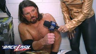 AJ Styles düşük darbeler onun için Shinsuke Nakamura ödeme yapmak istiyor: 6 WWE Tepki Özel, Mayıs 2018