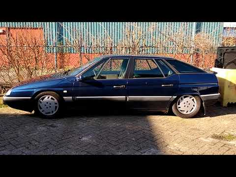 citroen-xm-2.0-automatic-running-and-height-changes