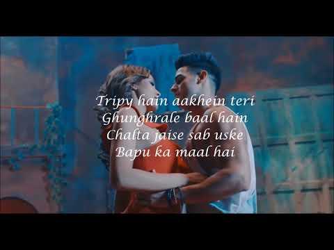 Buzz song :- lyrics Aastha Gill feat Badshah