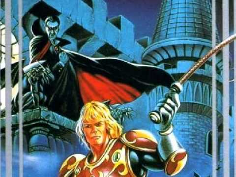 Castlevania II Simon's Quest : Mansion Theme (CarboHydroM guitar arrangement feat. Wild_Cat)