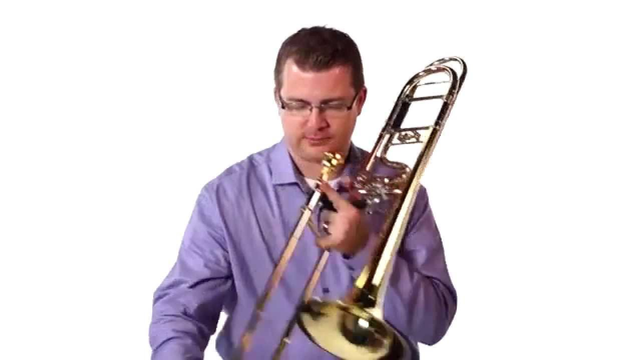 Trombone - Warm Up Routine