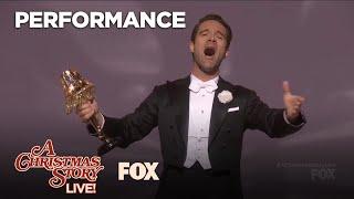 A Major Award Performance  A CHRISTMAS STORY LIVE