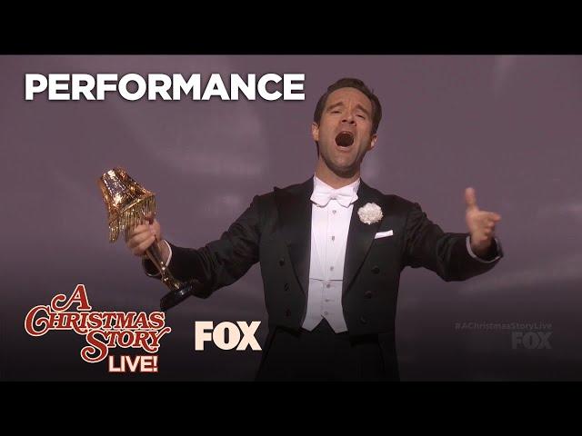 """A Major Award"" Performance | A CHRISTMAS STORY LIVE"