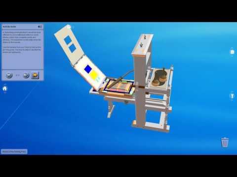 History of the Printing Press (Studio)