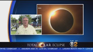 Scientists Eager To Study Today's Total Solar Eclipse