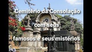 Episódio 4: Visita aos espíritos no cemitério da consolação SP