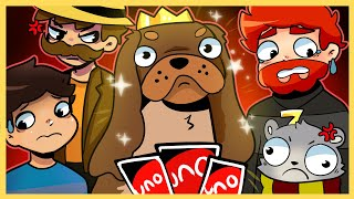 AND RINGO WAS HIS NAME-O!! | Uno!