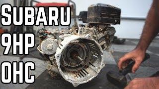 Yerf Dog gets a Big Block Subaru! Pt. 1
