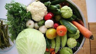 Խառը Թթու - Pickled Veggies Recipe - Heghineh Cooking Show in Armenian