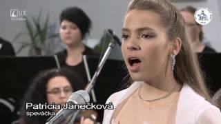 Patricia JANEČKOVÁ & Daniel ČAPKOVIČ: Panis Angelicum (C. Franck)
