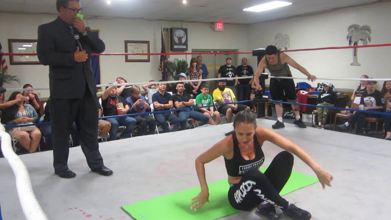 Trina Michaels Yoga At Brain Buster Pro May 2017