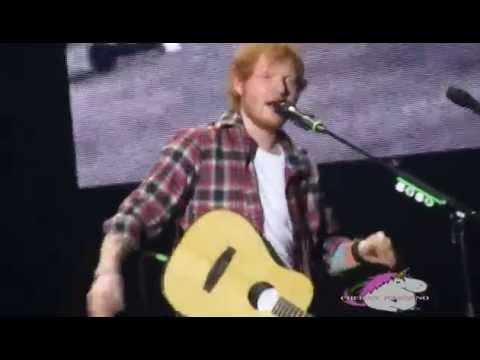 DON'T/NO DIGGITY/NINA - Ed Sheeran Live in Manila 3-12-15