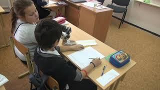 Урок биологии с элементами лабораторной работы «Строение клетки листа элодеи»