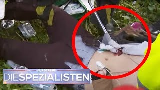 Traktor-Unfall: Er hat eine Metallstange im Bauch! | Die Spezialisten | SAT.1 TV