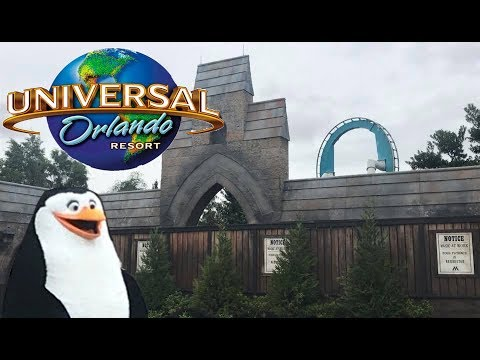 Universal Orlando Update (Fast & Furious, T2, Dueling Dragons and more) 10/17/2017 with The Legend