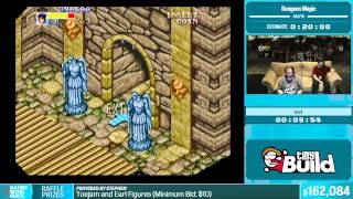 Dungeon Magic by iast in 18:22 - Summer Games Done Quick 2015 - Part 31