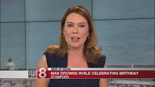 Norwalk man drowns while celebrating birthday in Stamford