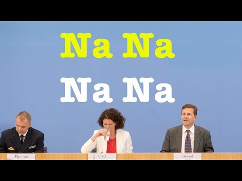 13. August 2018 - Bundespressekonferenz - RegPK