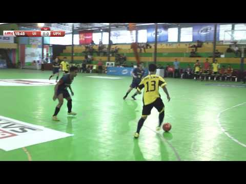 LIMA Futsal 2015 Air Mineral Prim-A GJC : UI vs UPH (Men's)