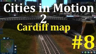 Cities in Motion 2 Complete, Cardiff Map, more metro and buses