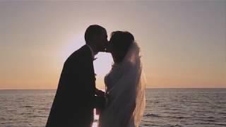 САМАЯ КРАСИВАЯ СВАДЬБА 2018|Свадьба Женя и Катя|Короткий метр|Киевское Море