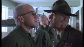 Full Metal Jacket Opening Scene thumbnail