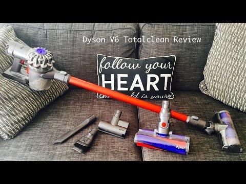 Dyson V6 totalclean review