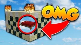 LA MEILLEURE DEFENSE DE LIT DU MONDE - Minecraft BED WARS