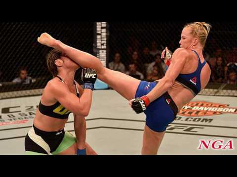 Holly Holm scores first win since Rousey, knocks out Bethe Correia
