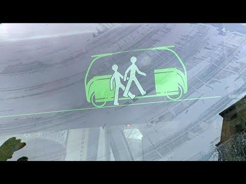 Autun : pourquoi l'expérimentation de la navette sans chauffeur a été arrêtée ? - - France 3 Bourgogne-Franche-Comté