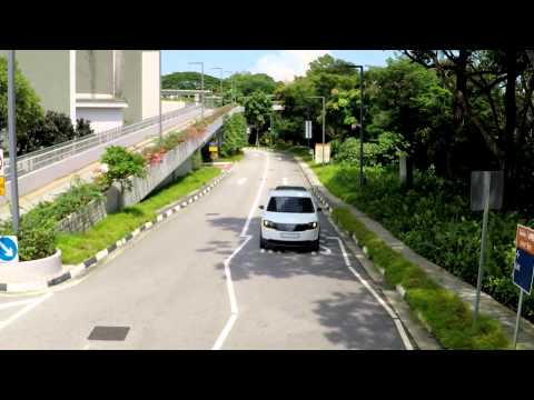 EVA: Electric Taxi for Singapore that can drive 200km* in 15min charge