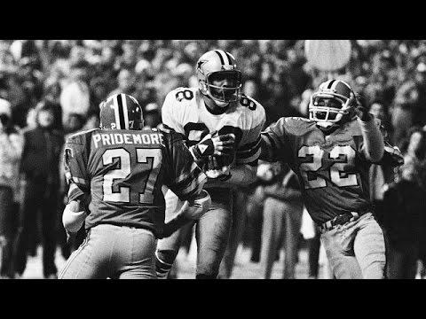 1980 NFC Divisional Round: Cowboys vs. Falcons highlights