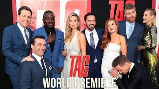 'Tag' World Premiere