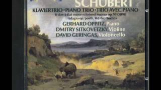 Schubert  Notturno op. posth. 148 D897 .Isaac  Lévitan