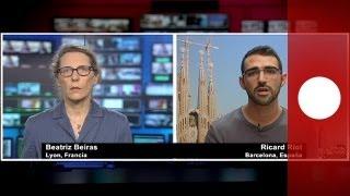 Accident de train en Espagne: la vitesse coupable ?