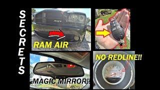 Dodge Charger SRT8 HIDDEN SECRETS Part 2!