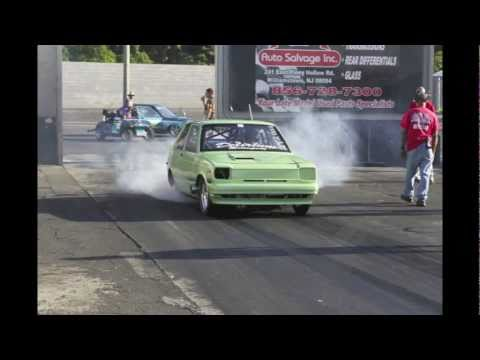 Nyce1s - The Return of Santiago Racing Toyota Starlet... Pan American Nationals 2011!!!
