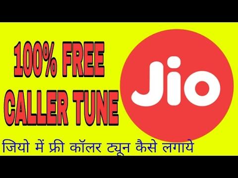 (100% working) How to set free caller tune in reliance jio for 30 days - JaminChakkar