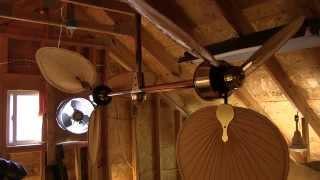 """Fanimation """"Palisade"""" Ceiling Fan"""