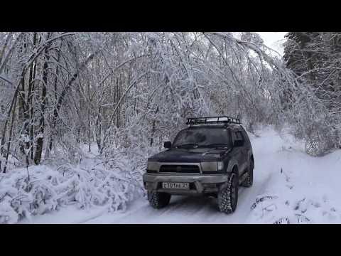 Последствия ледяного дождя в декабре 2019 года в Чувашии (Заволжье)