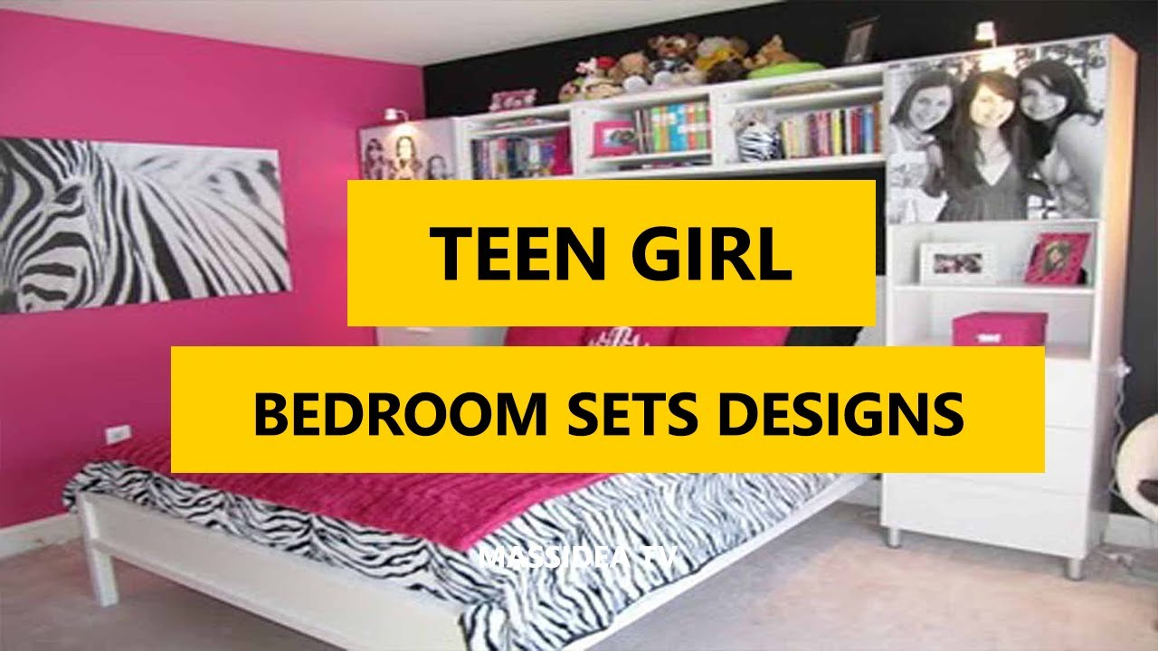 35 awesome teen girl bedroom sets design ideas in