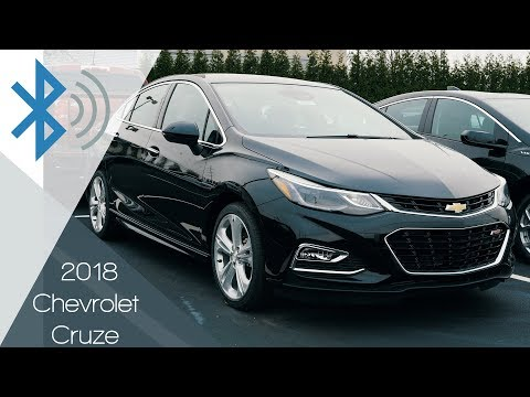 2018 Chevrolet Cruze: How To Connect Bluetooth - [4K]