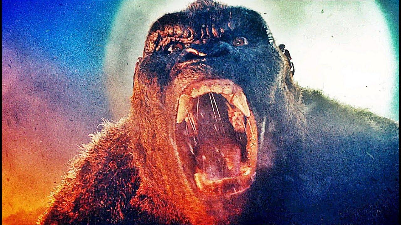 Kong Skull Island Trailer Deutsch