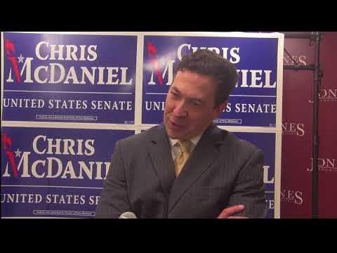 Chris McDaniel's Big Announcement