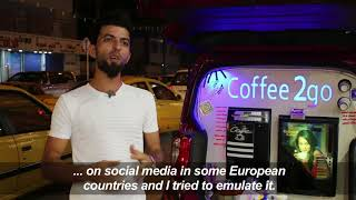 Young Iraqis use innovation to make a living in oil-rich south