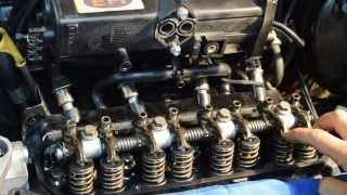 Regulagem de Válvula do Motor Ford Endura 1.3 - Orlando Motortecfire