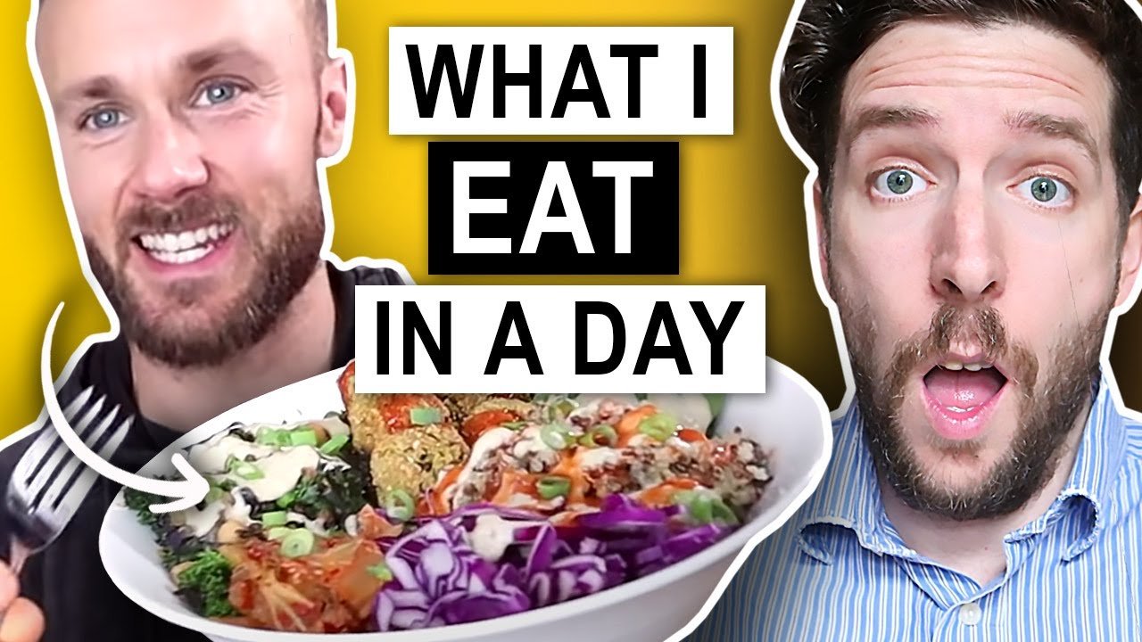 Nutritionist Reviews | Simnett Nutrition's What I Eat In A Day